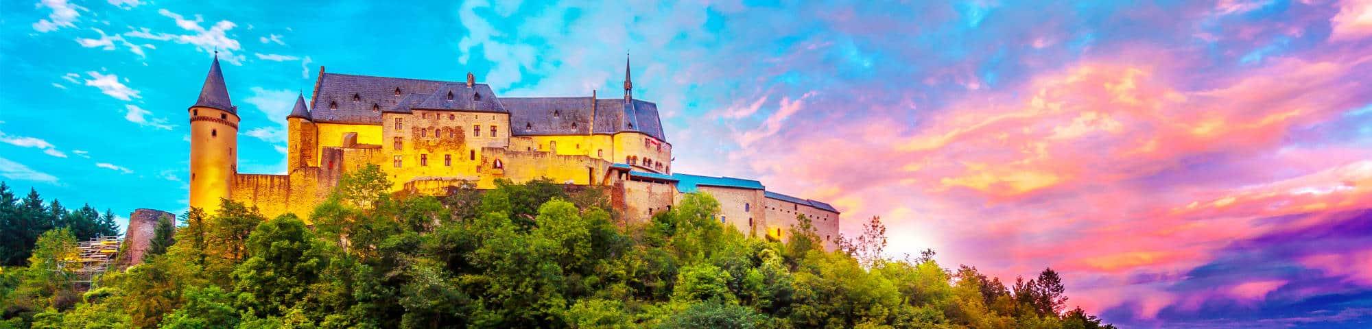 Vakantiehuis luxemburg vakantie in luxemburg belvilla for Vakantie luxemburg